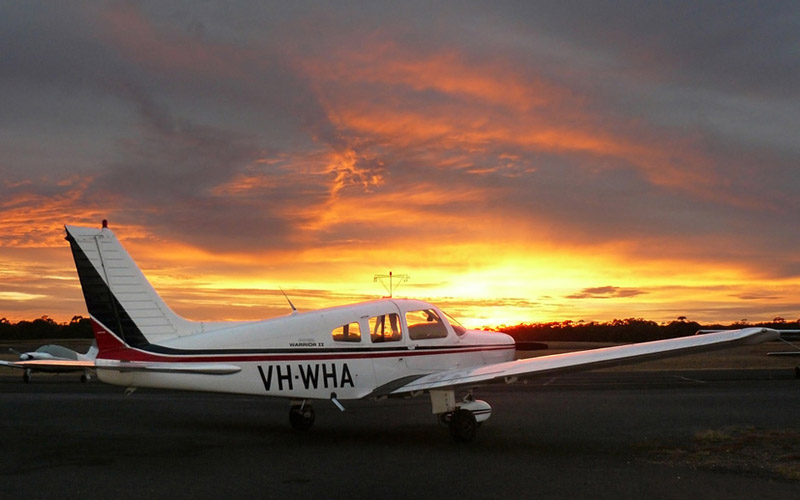 Bendigo Piper Warrior PA28